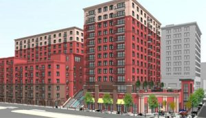 River Place Building Rendering