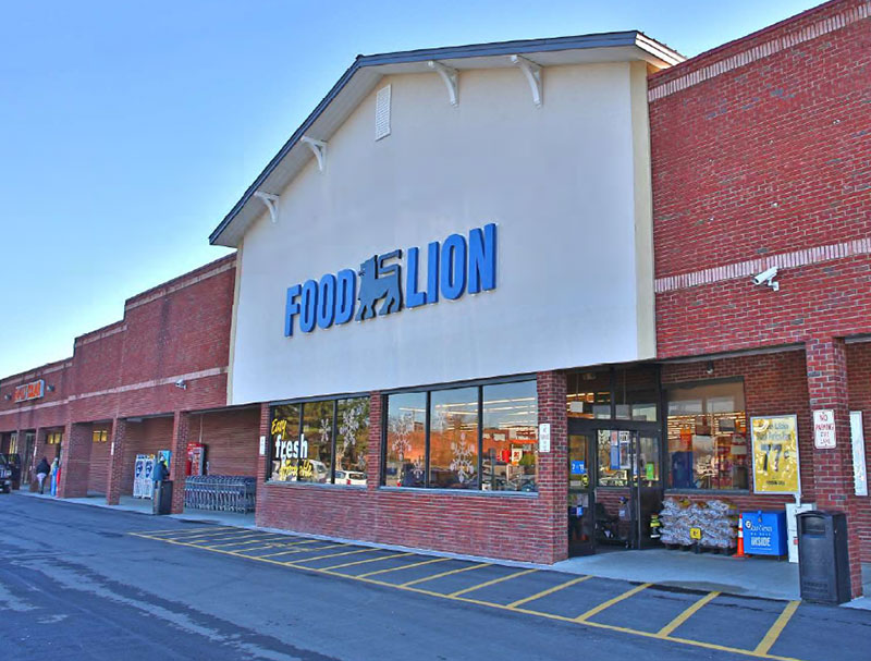 Food Lion Shopping Center - Hampstead, NC