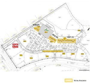 Southport Crossings Site Map