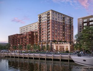 Rendering of River Place