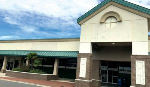 Exterior photo of commercial space available at Hanover Center