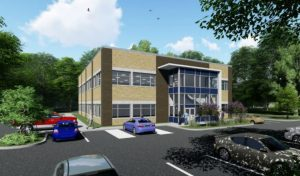 Rendering of 240 Racine Drive Office Prelease