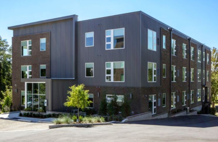 Image of the Pearl Apartments